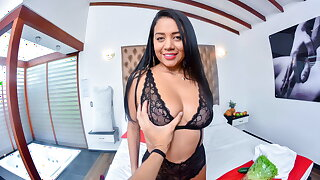 MAMACITAZ POV Sex With A Super Hot Latina, Fernanda Martinez