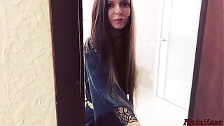 Cheating Girlfriend Is Caught, Punished And Creampied - Natalissa