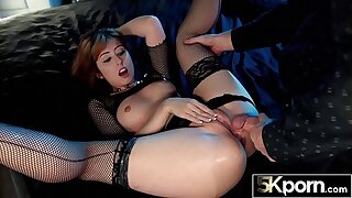 5KPorn - Perfect Redhead Daphne Dare Like You've Never Seen